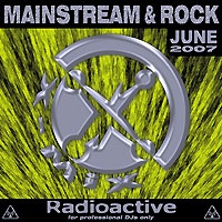 Xmix Radioactive Mainstream & Rock Series June